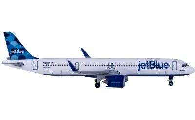 JetBlue 捷蓝航空 Airbus A321neo N2002J
