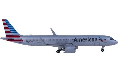 American Airlines 美国航空 Airbus A321neo N400AN