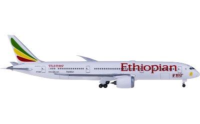 Ethiopian Airlines 埃塞俄比亚航空 Boeing 787-9 ET-AUQ