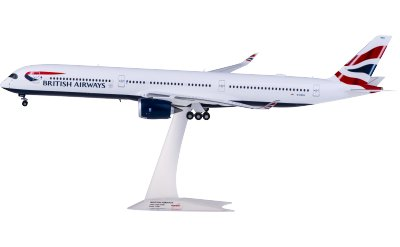 Herpa 1:200 British Airways 英国航空 Airbus A350-1000 G-XWBA