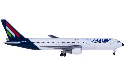 Malév 匈牙利航空 Boeing 767-300 HA-LHC