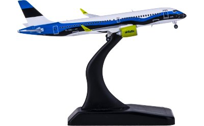 airBaltic 波罗的海航空 Airbus A220-300 YL-CSJ