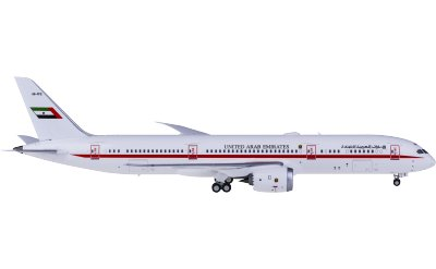Ngmodel 1:400 Presidential Flight Boeing 787-9 A6-PFE