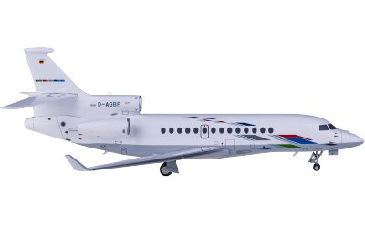 Volkswagen Air Services Dassault Falcon 7X D-AGBF