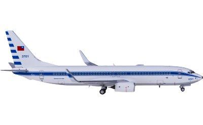 Ngmodel 1:400 ROCAF 中国台湾空军 Boeing 737-800 3701