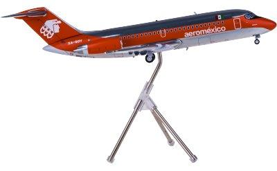 Aeroméxico 墨西哥国际航空 McDonnell Douglas DC-9-15 XA-SOY
