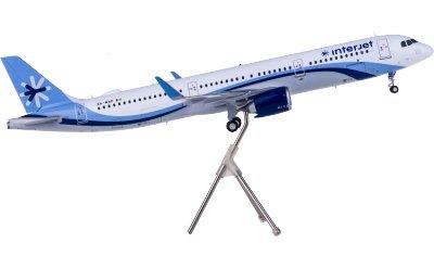 Interjet 英特捷特航空 Airbus A321neo XA-MAP