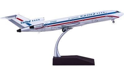 United Airlines 美国联合航空 Boeing 727-200 N7620U