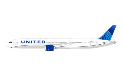 United Airlines 美国联合航空 Boeing 787-10 N12010