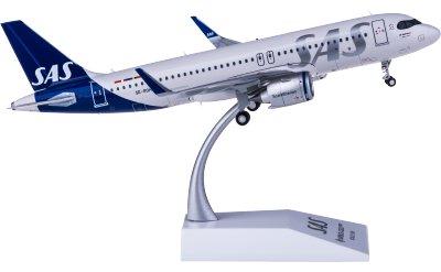 SAS 北欧航空 Airbus A320neo SE-ROH
