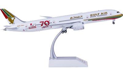 Gulf Air 海湾航空 Boeing 787-9 A9C-FG 复古彩绘