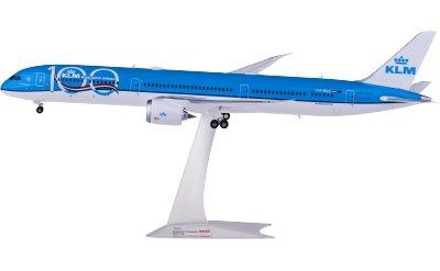 KLM 荷兰皇家航空 Boeing 787-10 Dreamliner PH-BKA 100周年