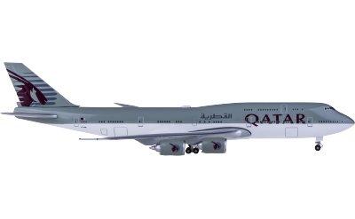 卡塔尔政府 Boeing 747-8 BBJ A7-HHE