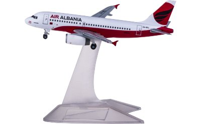 Air Albania 阿尔巴尼亚航空 Airbus A319 ZA-BEL