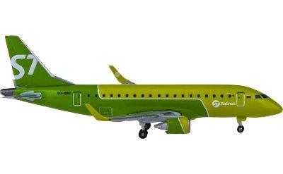 S7 Airlines 西伯利亚航空 Embraer E170 VQ-BBO