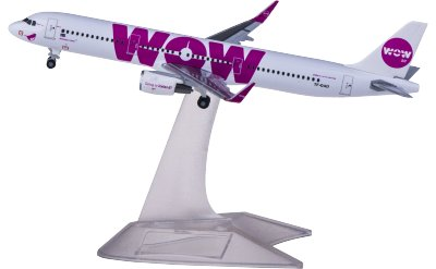 WOW air 沃奥航空 Airbus A321 TF-DAD