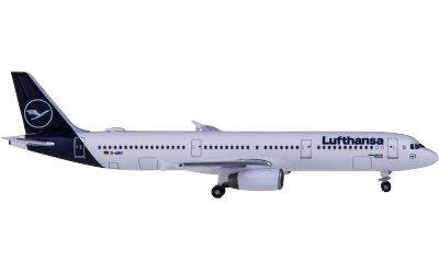 Lufthansa 汉莎航空 Airbus A321 D-AIRY