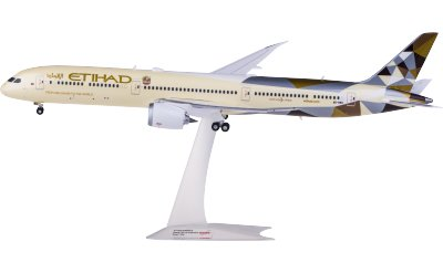 Etihad Airways 阿提哈德航空 Boeing 787-10 Dreamliner A6-BMA