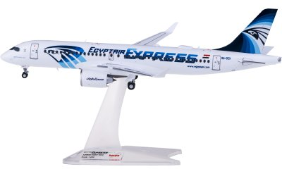 EgyptAir 埃及航空 Airbus A220-300 SU-GEX