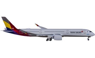 Asiana 韩亚航空 Airbus A350-900 XWB HL8078