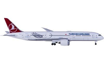 Turkish Airlines 土耳其航空 Boeing 787-9 Dreamliner TC-LLA