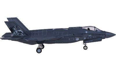 RNLAF 荷兰皇家空军 Lockheed Martin F-35A Lightning II F-001
