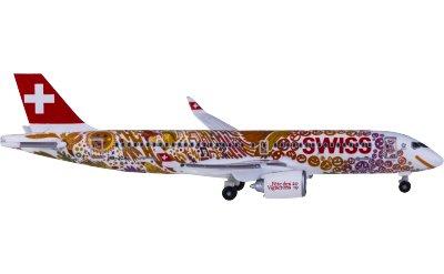 Swiss 瑞士国际航空 Airbus A220-300 HB-JCA