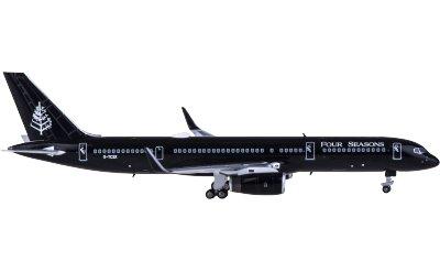 Four Seasons Boeing 757-200 G-TCSX