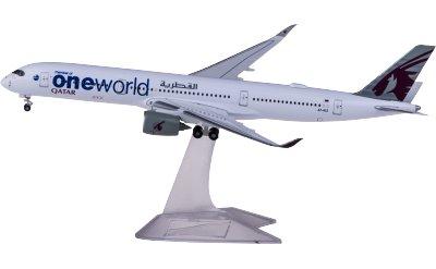 Qatar 卡塔尔航空 Airbus A350-900 A7-ALZ 寰宇一家