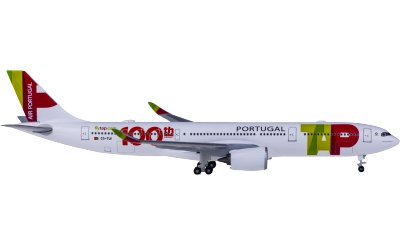 TAP Portugal 葡萄牙航空 Airbus A330-900neo CS-TUI