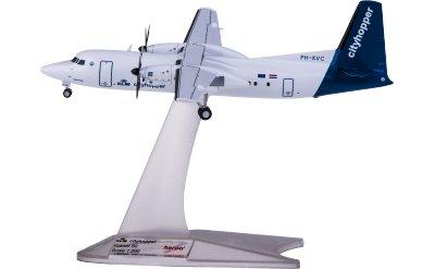 KLM 荷兰皇家航空 Fokker 50 PH-KVC