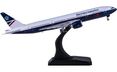 Phoenix 1:400 British Airways 英国航空 Boeing 777-200ER G-VIIC