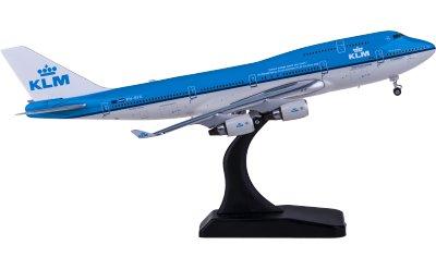 Phoenix 1:400 KLM 荷兰皇家航空 Boeing 747-400 PH-BFK
