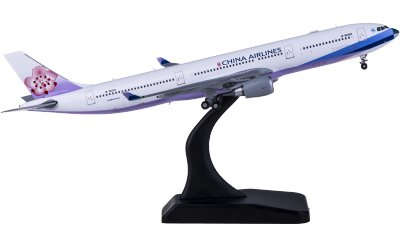 JC Wings 1:400 China Airlines 中华航空 Airbus A330-300 B-18353