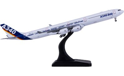 JC Wings 1:400 Airbus A340-600 F-WWCC