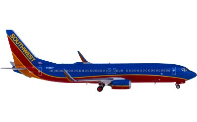 Southwest Airlines 美国西南航空 Boeing 737-800 N8650F