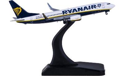 Ryanair 瑞安航空 Boeing 737-800 9H-QAA