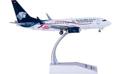 Aeroméxico 墨西哥国际航空 Boeing 737-700 XA-GOL