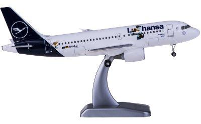 Lufthansa 汉莎航空 Airbus A319 D-AILU