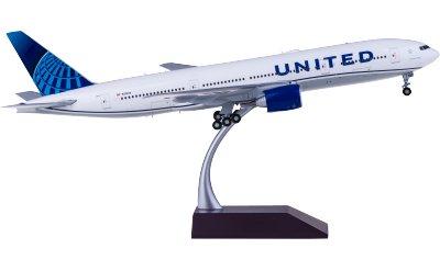 United Airlines 美国联合航空 Boeing 777-200 N210UA