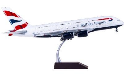 British Airways 英国航空 Airbus A380 G-XLEC