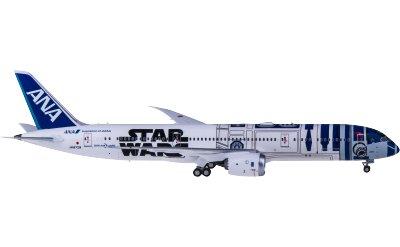 Ngmodel 1:400 ANA 全日空 Boeing 787-9 JA873A 星球大战