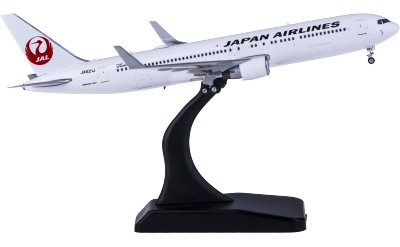 Phoenix 1:400 Japan Airlines 日本航空 Boeing 767-300ER JA621J