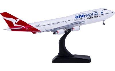 Phoenix 1:400 Qantas 澳洲航空 Boeing 747-400ER VH-OEF 寰宇一家
