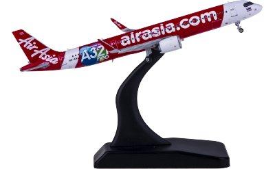 Phoenix 1:400 AirAsia 亚洲航空 Airbus A321neo HS-EAA