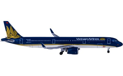 Vietnam Airlines 越南航空 Airbus A321 VN-A618