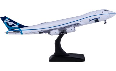 JC Wings 1:400 Boeing 747-8F N50217 开鼻货机