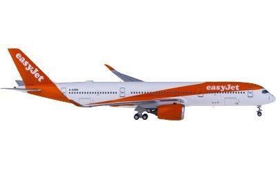 easyJet 易捷航空 Airbus A350-900 G-A359