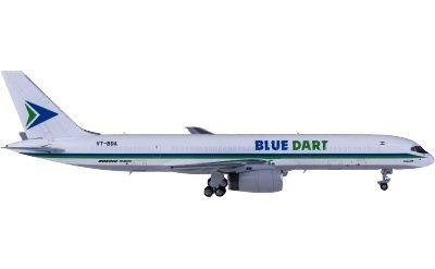Blue Dart Aviation Boeing 757-200PCF VT-BDA