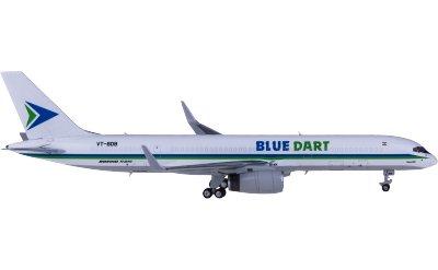 Blue Dart Aviation Boeing 757-200PCF VT-BDB